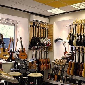 Музыкальные магазины Бугуруслана