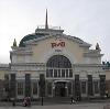 Железнодорожные вокзалы в Бугуруслане