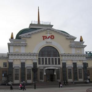 Железнодорожные вокзалы Бугуруслана